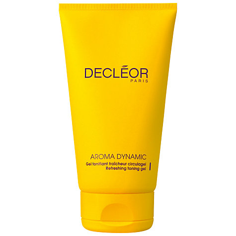 Buy Decléor Aroma Dynamic Circulagel Refreshing Toning Gel, 200ml Online at johnlewis.com