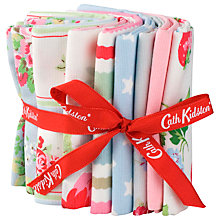 Buy Cath Kidston Patchwork Squares, Cotton Duck Online at johnlewis.com
