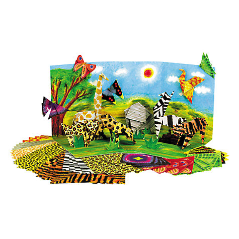 Buy Safari Origami Kit Online at johnlewis.com