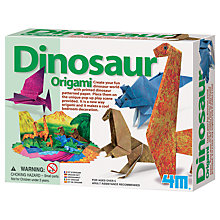 Buy Dinosaur Origami Kit Online at johnlewis.com