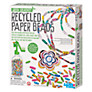 Great Gizmos Green Creativity Recycled Paper Beads Kit