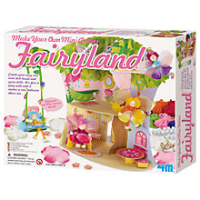 Buy Make Your Own Mini Dollies' Fairyland Kit Online at johnlewis.com
