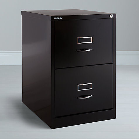 Buy Bisley 2 Drawer Filing Cabinets Online at johnlewis.com