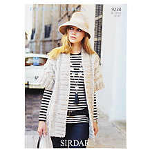 Buy Sirdar Denim Ultra Leaflet, 9238 Online at johnlewis.com