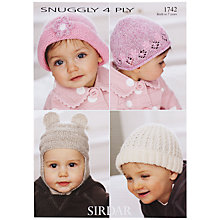 Buy Sirdar Snuggly 4 Ply Leaflet, 1742 Online at johnlewis.com