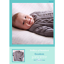 Buy Twilleys Freedom Sincere DK Pattern Leaflet, 9070 Online at johnlewis.com