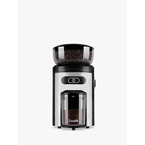 Buy Dualit Burr Coffee Grinder Online at johnlewis.com