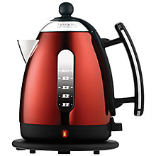 Buy Dualit Jug Kettle and NewGen Toaster, 4-Slice, Apple Candy Red Online at johnlewis.com