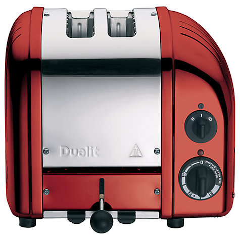 Buy Dualit 72556 Kettle and Dualit 2-Slice NewGen Toaster, Apple Candy Red Online at johnlewis.com