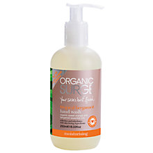Buy Organic Surge Tropical Bergamot Hand Wash, 250ml Online at johnlewis.com