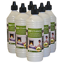 Buy Imagin Bioethanol, 6 x 1 Litre Bottles Online at johnlewis.com