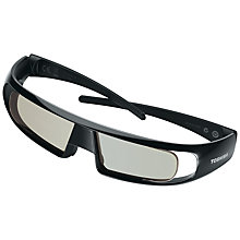 Buy Toshiba FPT-AG02G Active 3D Glasses Online at johnlewis.com