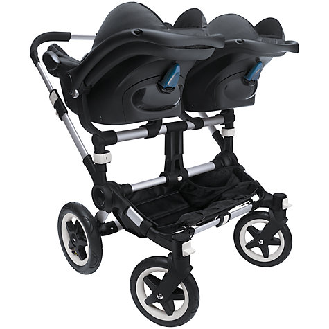 Buy Bugaboo Donkey Twin Maxi Cosi Car Seat Adaptors Online at johnlewis.com