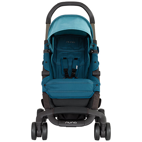 Buy Nuna Pepp Pushchair, Emerald Online at johnlewis.com