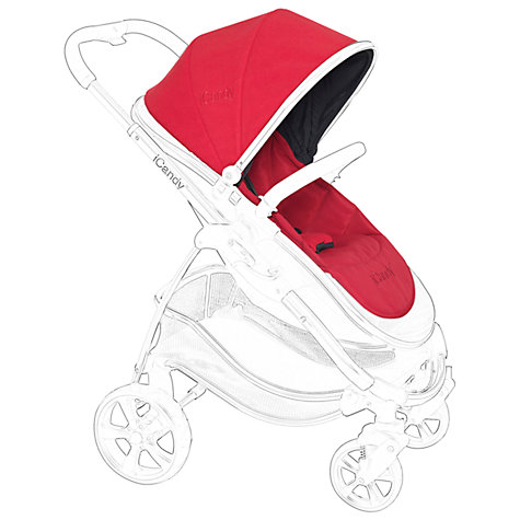 Buy iCandy Strawberry Seat Flavour Pack Online at johnlewis.com