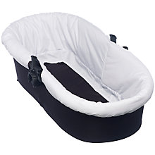 Buy iCandy Strawberry Bare Carrycot, Black/White Online at johnlewis.com