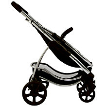 Buy iCandy Strawberry Pushchair with Chrome Chassis & Black Seat Online at johnlewis.com