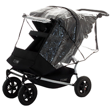 Buy Mountain Buggy Duet Storm Cover Online at johnlewis.com