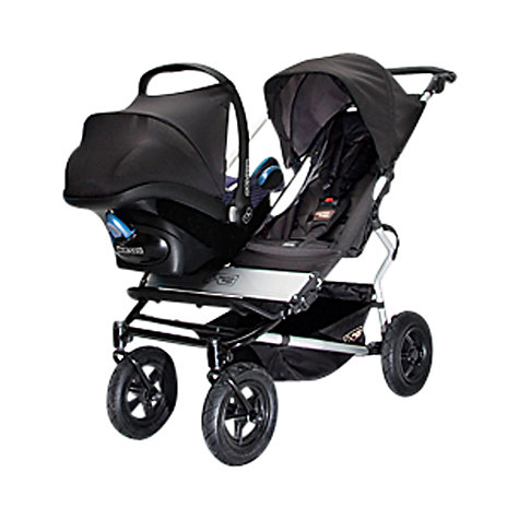 Buy Mountain Buggy Duet Maxi Cosi Adaptors Online at johnlewis.com