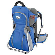 Buy Vaude Jolly Light Child Carrier, Light Blue Online at johnlewis.com