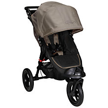 Buy Baby Jogger City Elite Pushchair, Black/Stone Online at johnlewis.com