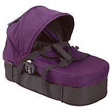 Buy Baby Jogger City Select Carrycot Kit, Amethyst Online at johnlewis.com