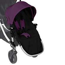 Buy Baby Jogger City Select Second Seat Kit, Amethyst Online at johnlewis.com