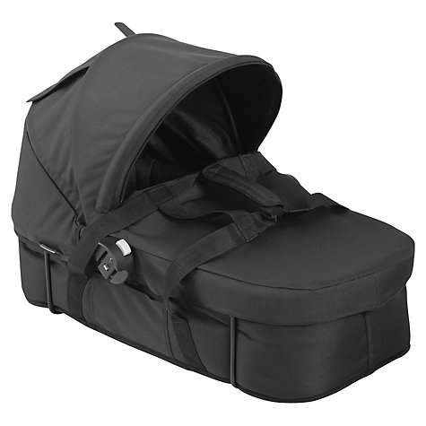 Buy Baby Jogger City Select Carrycot Kit, Onyx Online at johnlewis.com