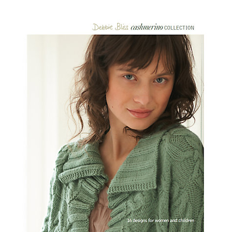 Buy Debbie Bliss Cashmerino Collection Book Online at johnlewis.com
