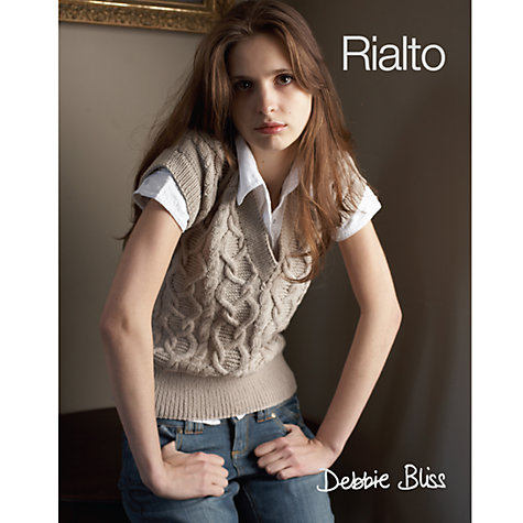 Buy Debbie Bliss Rialto Book Online at johnlewis.com