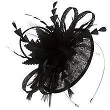 Buy John Lewis Sinamay Loop Fascinator Online at johnlewis.com
