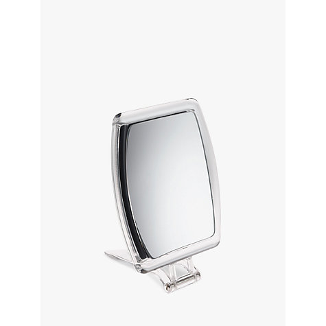 Buy John Lewis 10x Magnification Perspex Mirror Online at johnlewis.com