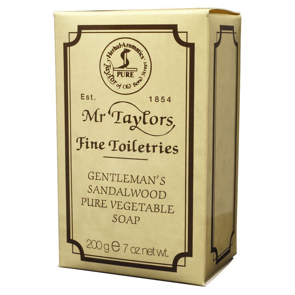 Taylor of Old Bond Street Taylor of Old Bond Street Sandalwood Bath Soap, 200g