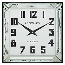 Buy Roger Lascelles Manhattan Clock & Deco Hand, H30 x W30cm Online at johnlewis.com
