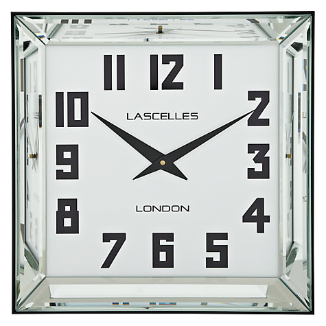 Buy Roger Lascelles Manhattan Clock & Deco Hand Online at johnlewis.com