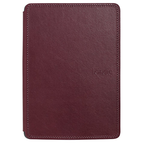 Buy Amazon Leather Cover for Kindle 4 & 5 Online at johnlewis.com