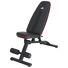 Buy Adidas Utility Bench Online at johnlewis.com
