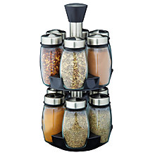 Buy John Lewis 12 Jar Spice Rack Online at johnlewis.com