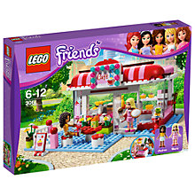 Buy LEGO Friends City Park Café Set Online at johnlewis.com