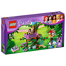 Buy Lego Friends Olivia's Tree House Set Online at johnlewis.com