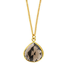 Buy Amrapali for Dinny Hall Briolette Pendant Necklace Online at johnlewis.com