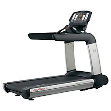 Buy Life Fitness Platinum Club Series Treadmill, Achieve Console Online at johnlewis.com