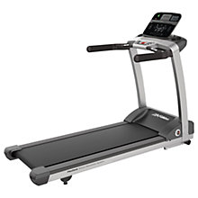 Buy Life Fitness T3 Treadmill, Track Console Online at johnlewis.com