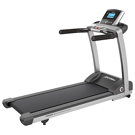Buy Life Fitness T3 Treadmill, Go Console Online at johnlewis.com