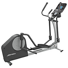Buy Life Fitness X1 Elliptical Cross Trainer, Track Console Online at johnlewis.com