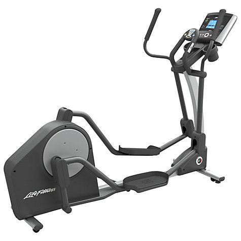 Buy Life Fitness Total-Body X3 Elliptical Cross-Trainer, Go Console Online at johnlewis.com