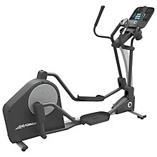 Buy Life Fitness Total-Body X3 Elliptical Cross-Trainer, Track Console Online at johnlewis.com