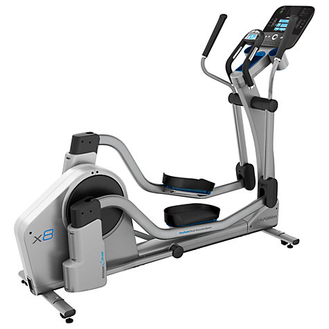 Buy Life Fitness X8 Elliptical Trainer, Track Console Online at johnlewis.com