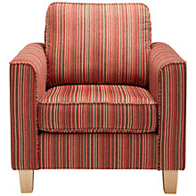 Buy John Lewis Portia Armchair with Light Legs Online at johnlewis.com