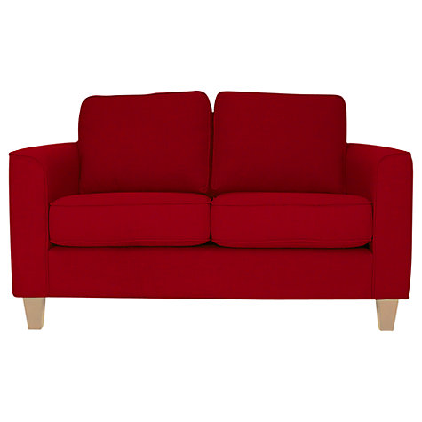 Buy John Lewis Portia Small Sofa with Light Legs Online at johnlewis.com
